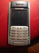 SONY ERICSSON  P900 VINTAGE - Sony Ericsson