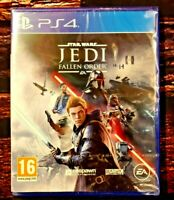 Jedi Fallen Order Star Wars - PS4 - Sony PlayStation 4 - Brand NEW - Sealed