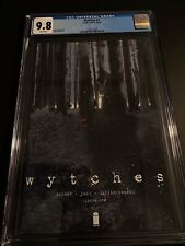 Wytches #1 CGC 9.8 WP Jock & Snyder; Just Optioned By New Regency Plan B Backed