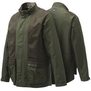 Beretta Sporting Teal Mens Hunting Shooting Jacket - Hunter Green - FREE UK POST