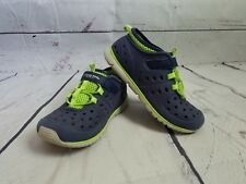London Fog Kids/ Toddler Boys Blue Sandals/Water Shoes. Size 11, VGUC