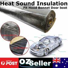 Adhesive Car Firewall Heat Sound Deadener Shield Barrier Foam Insulation 1.2sq/m