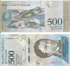 - Venezuela 500 Bolivares 2016 (2017) UNC Pick New