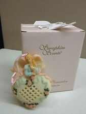 Lot of 7 New Seraphim Scents Potpourri Pomander Angel by Roman Inc.