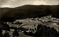 Schönegrund Schwarzwald Postkarte ~1950/60 Totale mit Umgebung Wald ungelaufen