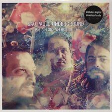 SAO PAULO UNDERGROUND Beija Flors Velho E Sujo CUNEIFORM RECORDS Sealed Vinyl LP