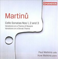 Cello Sonatas 1 2 & 3, New Music
