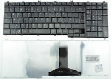 TOSHIBA SATELLITE A500 A505 L515 L550 P500 P505 L350 L500 KEYBOARD UK LAYOUT F77