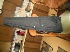 gig bag for steinberger guitar,black heavy duty zipper made in usa