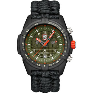 Luminox Bear Grylls Survival Outdoor Armbanduhr Chronograph XB.3797.KM