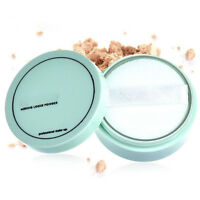 3 Color Face Makeup Translucent Smooth Foundation Waterproof Loose Powder Matte