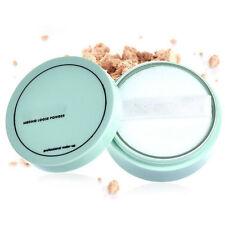 3Colores impermeable Polvos Sueltos Ligero Mate Polvos compactos Maquillaje