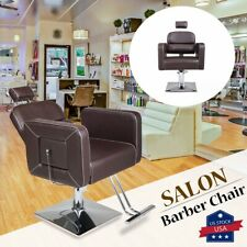All Purpose Hydraulic Barber Chair Styling Salon Beauty Shampoo Spa Equipment