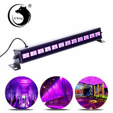 36W UV Stage Light 12 LED DJ Wall Wash Black Light Effect Bar Disco Party Light