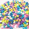 lot  Bouton rond 6 mm 2 trou Multicolore Scrapbooking Mercerie couture décoratif