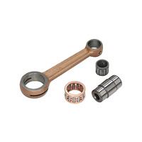 Pleuelstange + Kolbenbolzen + Nadellager 0-Maß passend für Simson S50 KR51/1 SR4