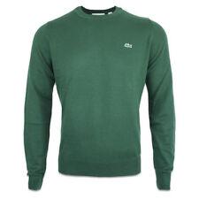 Jersey de hombre en color principal verde 100% algodón