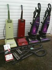 job lot of vacuum cleaners untried untested. sold as seen 2 hoover & 2 Tesco