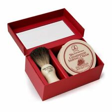 Taylor of Old Bond Street Pure Badger & Cedarwood Gift Box, New, Fast Shipping