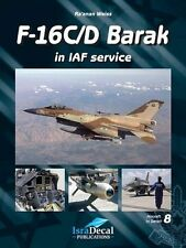 ISRADECAL F-16C/D Barak  IDF IAF  1/32 1/48 1/72