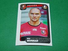 N°320 MORNAR STADE RENNAIS RENNES ROAZHON PANINI FOOT 2005 FOOTBALL 2004-2005