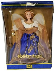 Holiday Angel Barbie 2000