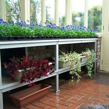 Greenhouse Commercial Bench Two Tier