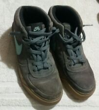 Nike Mavrk Mid 2 Men's Athletic Casual Shoes Size 8 grey blue brown 386611 013