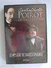 DVD Editions ATLAS HERCULE POIROT Agatha Christie Mystère du bahut espagnol V 28