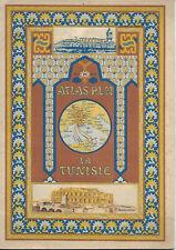 Atlas P.L.M. - La Tunisie - Chemins de Fer - Années 1900 -