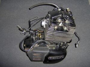 [EGU] - Rotax - Motor - 504 - * 223617 * - E-Starter - neuwertig