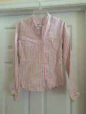 Fabulous Gap Kids Girl's Long Sleeve Button Down Blouse-Great Details! Size XXL