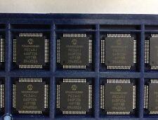 x10 **NEW** MICROCHIP PIC24HJ64GP206-I/PT IC MCU 16BIT 64KB FLASH 64TQFP Pb FREE