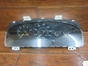 Mazda 626: 1993, 1994, 1995, 1996, 1997, Speedometer - Instrument Cluster