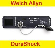 Aneroid Sphygmomanometer DuraShock Silver Series DS45-12 Blood Pressure Cuff