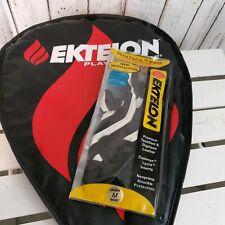 Racquetball Racquet Ektelon Tour Lite Ti Orange black Cover Case leather glove