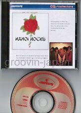 HANOI ROCKS Hanoi Rocks+Oriental Beat JAPAN 2 in 1 CD 33PD-365 w/11-p Booklet