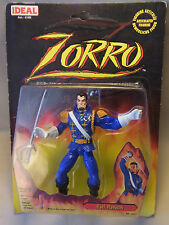 Vintage 90s Ideal Action Figur Zorro EVIL RAMON 1997 OVP
