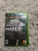 Outlaw Golf 2 Microsoft Xbox Video Game Complete And Tested