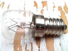 Bombilla para hornos a rosca Conexión E14 230 V 25 W 300 ºc electro DH. 12.630/2