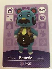 Beardo Amiibo Card