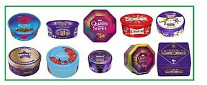 Cadbury Heroes, Roses, Celebrations, Quality St Tub / Chocolate Bar ONLY🍬🍬🍬