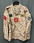 Robert O'Neill Signed Navy SEAL Team 6 Osama Bin Laden Tactical Jacket PSA COA
