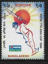 BANGLADESH 2000 PEPSI ASIA CUP CRICKET 1v Used (No.1)
