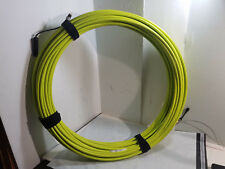 "New Waterproof Video Snake Sewer Drain Pipe Inspection Camera Cable 13/32""x 200'"