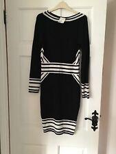 BNWT H&M Fitted Knit Dress size Medium