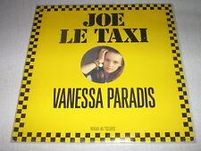 """VANESSA PARADIS MAXI VINYL 12"""" FRANCE JOE LE TAXI"""
