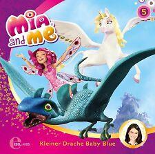 CD * MIA AND ME - CD 5 - KLEINER DRACHE BABY BLUE - # NEU OVP &