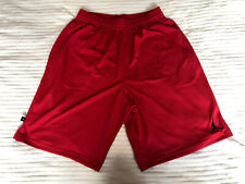 Mens Nike Air Jordan Shorts Red Size Medium