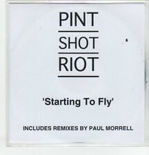 (ER909) Pint Shot Riot, Starting To Fly - 2012 DJ CD